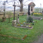 Rekonstrukce hřbitova u sv. Jana Nepomuckého